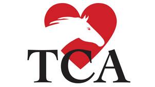 Thoroughbred Charities logo